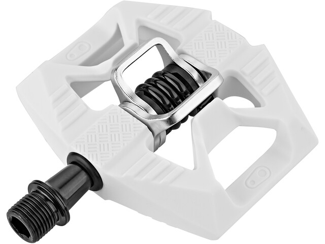 Crankbrothers Double Shot 1 Clipless Pedals white/black